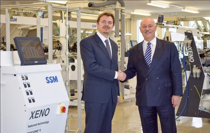 SSM names Dr. Maccabruni as new CEO
