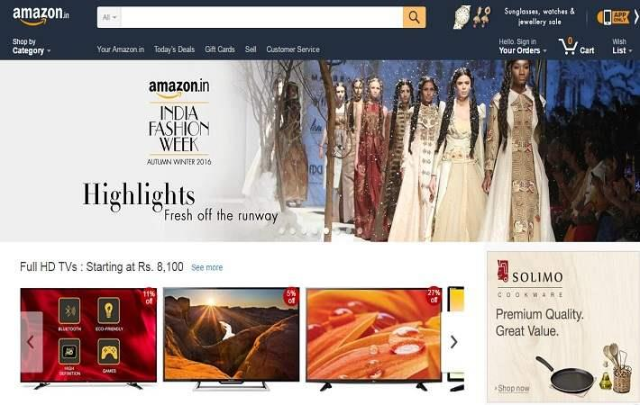 Amazon unveils three more global brands in India