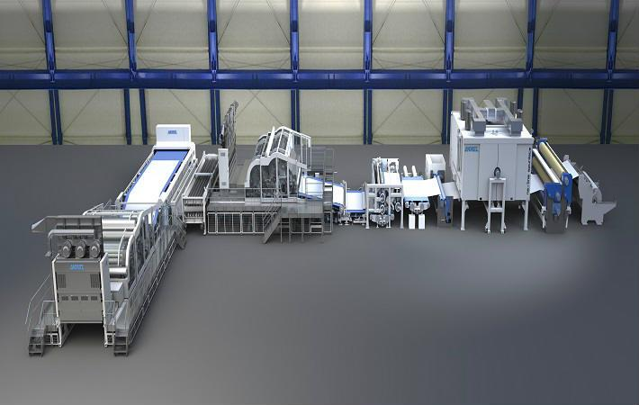 Andritz To Supply 3 Nonwovens Production Lines To Mogul