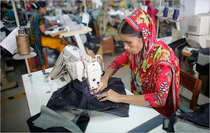 Bangladesh garment exports up 10% in July-April
