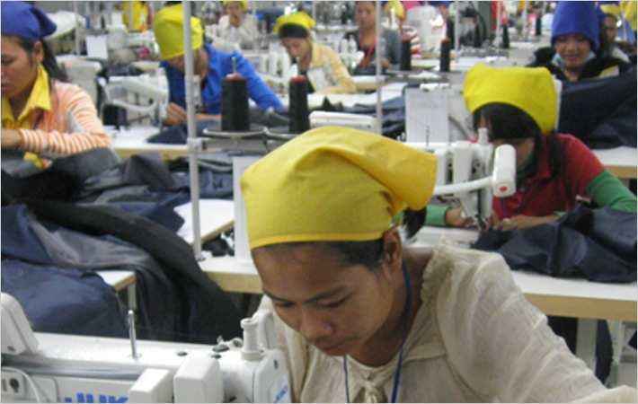 Productivity falling in Cambodian garment sector: GMAC