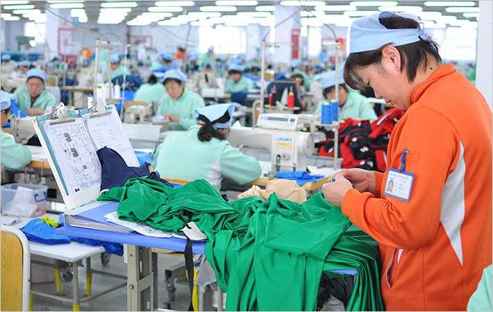 VIB offers soft financing to Vietnam garment firms