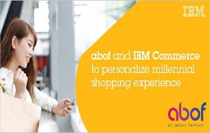 IBM and Abof.com partner for millennial shoppers