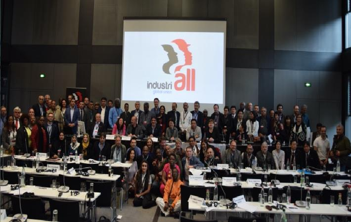 Industriall's first world conference