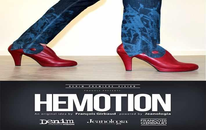 Jeanologia presents Hemotion at Denim by Première Vision
