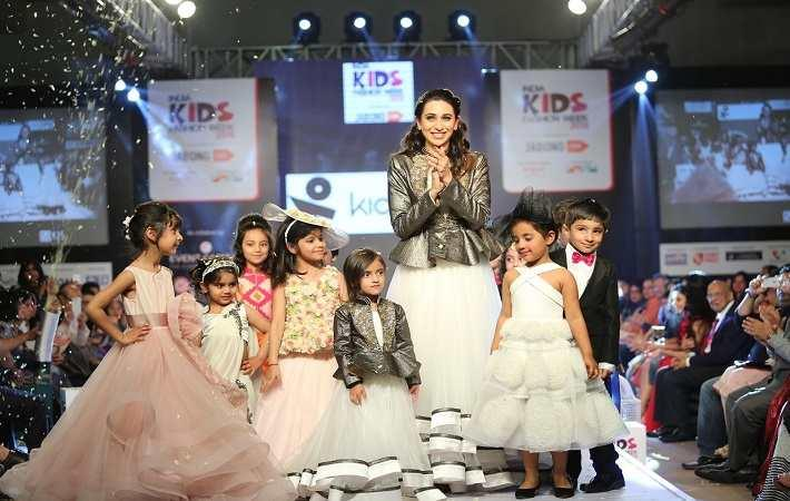 India : India Kids Fashion Week gets ready for its 5th