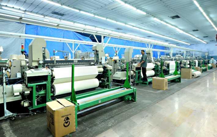 Loom shed inside Soma Textiles unit. Courtesy: Soma Textiles