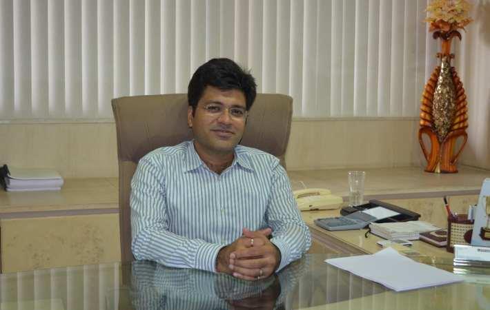Deepak Chiripal, CEO, Nandan Denim