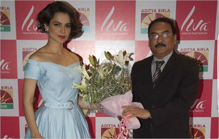 LIVA applauds Kangana for winning the National Award