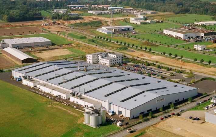 Ploucquet plant Zittau