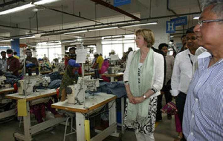 bangladesh s readymade garments factory About garment industry of bangladesh  the readymade garments industry acts as a catalyst for the development of bangladesh the made in bangladesh tag has also brought glory for the country, making it a prestigious brand across the globe.