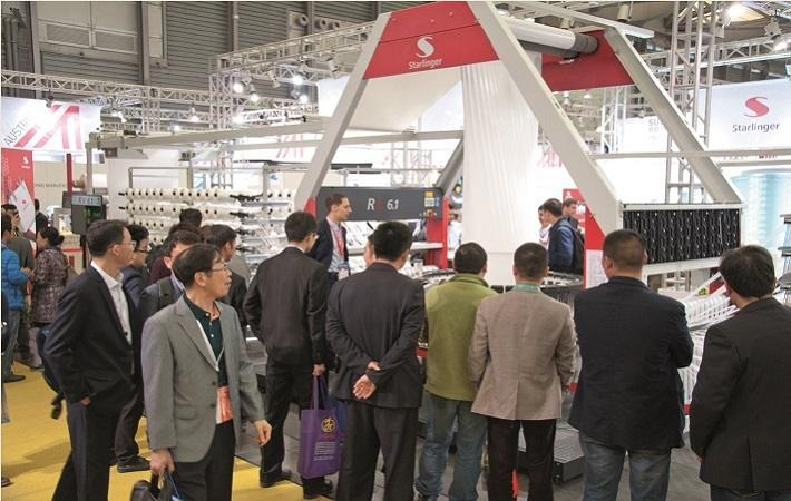 Starlinger gets positive response at Chinaplas, Shanghai