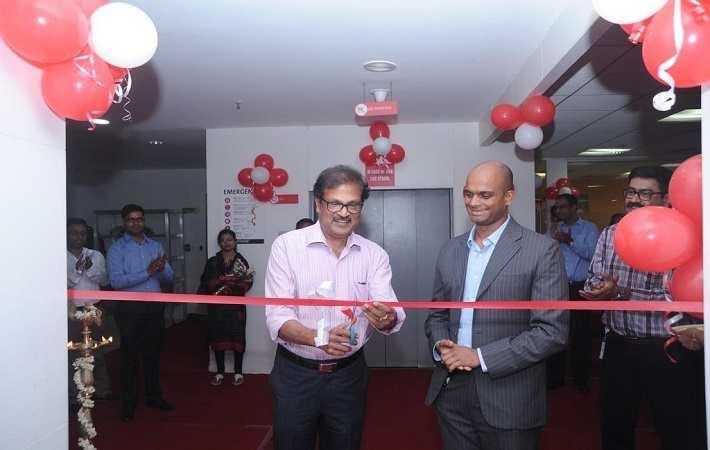 V Sivalingam, Director NIFT Bangalore, inaugurating UL
