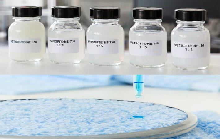 Wacker launches hydrophilic fabric softener