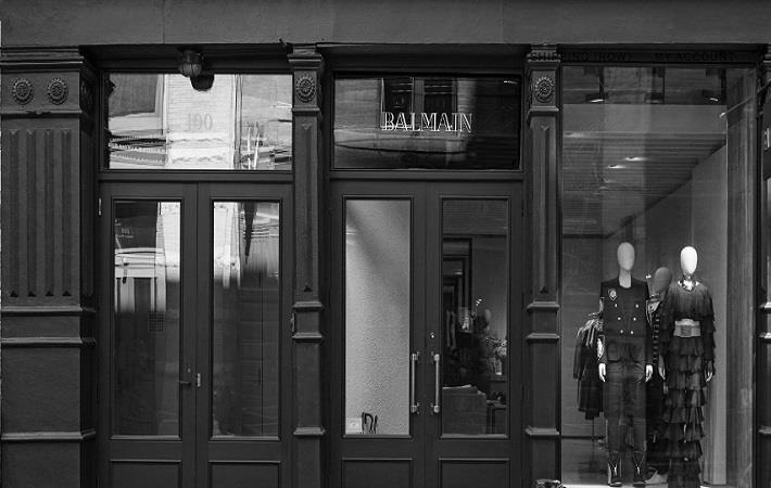 Qatari investment fund buys French label Balmain