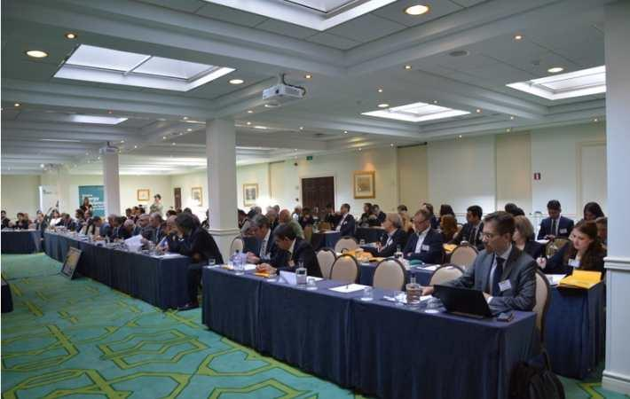 A view of Euratex general assembly. Courtesy: Euratex