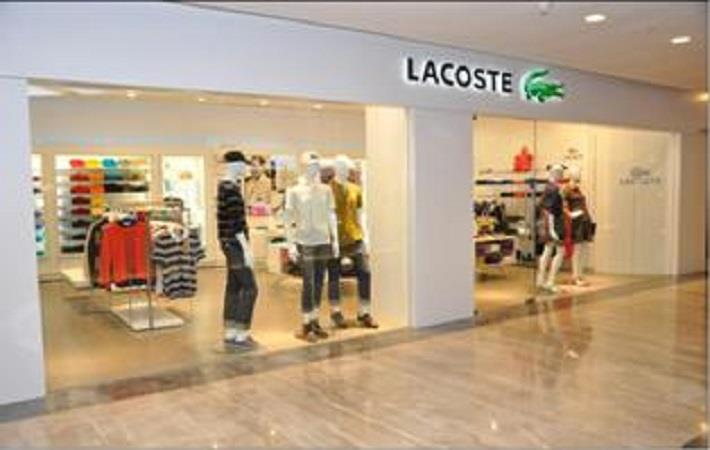 f0a1f862a0a7 India   Lacoste opens online store in India - Apparel News India