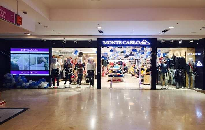 Monte Carlo opens new flagship store in Noida
