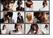 Schwarzkopf's glamour hair trends for spring summer 2006