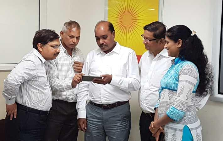Atul develops app for technical information on dyes