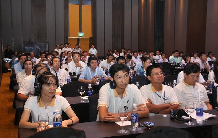 600 delegates attend VDMA hosted Vietnam conferences