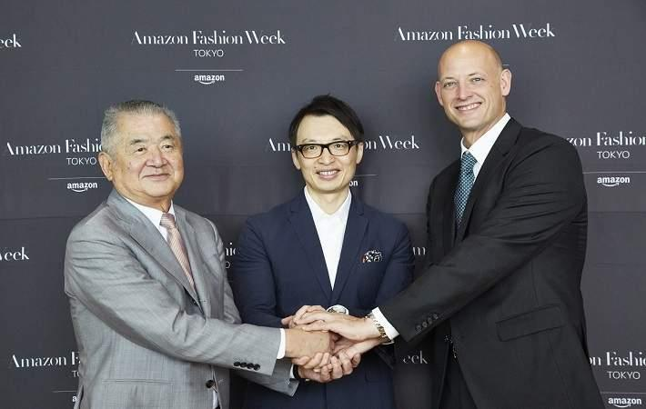 Amazon signs up as title sponsor of Tokyo Fashion Week