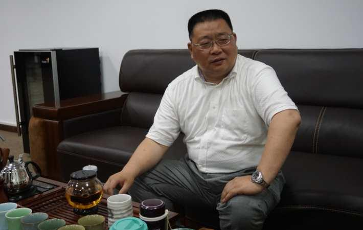 Yin Group chairman Yin Zhiyong