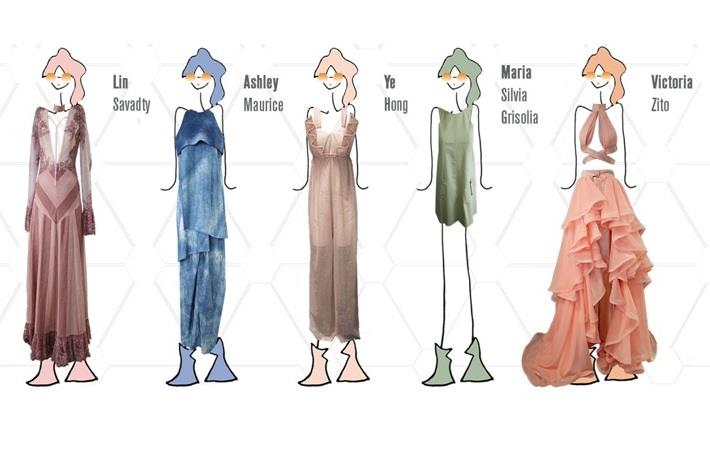United States Of America Gerber Names 5 Finalists Of Fashion Design Competition Fashion News United States Of America