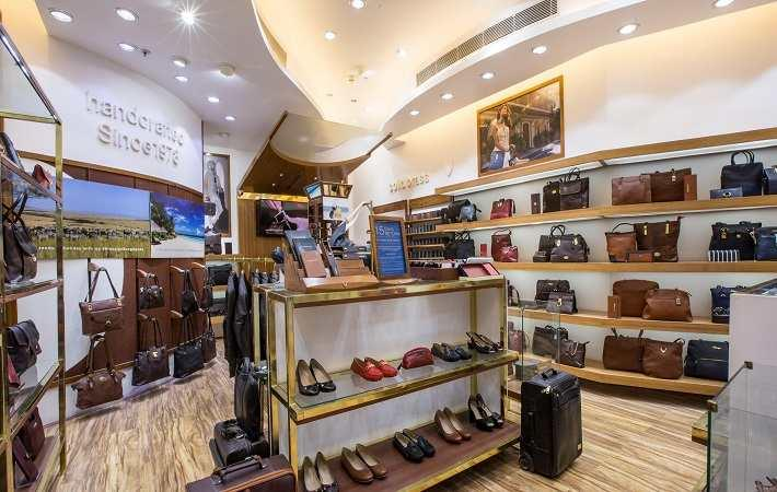 Hidesign opens 86th store in Noida