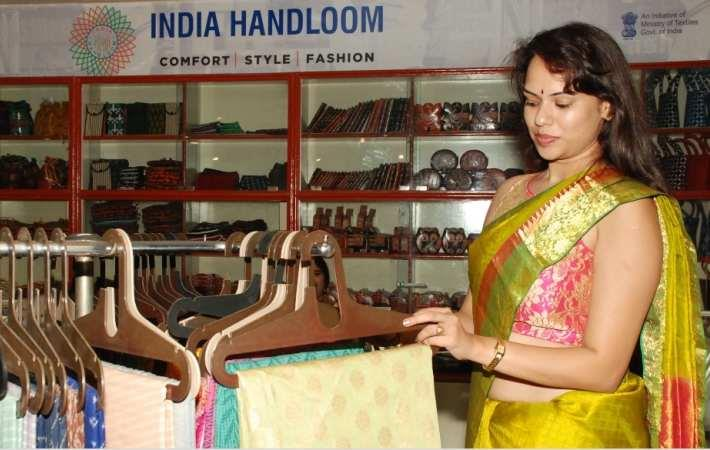 Courtesy: India Handloom brand