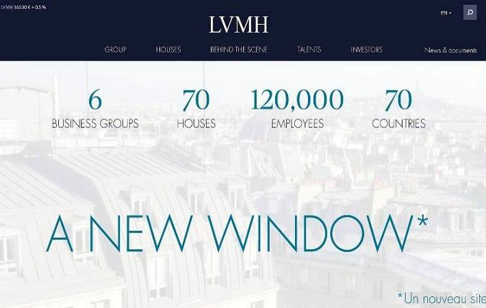 Courtesy: LVMH