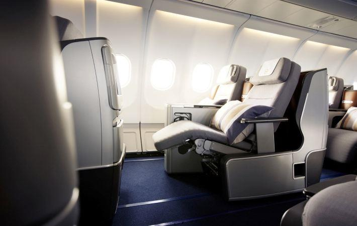 Swiss firm makes aircraft seat cushion with Covestro's TPU