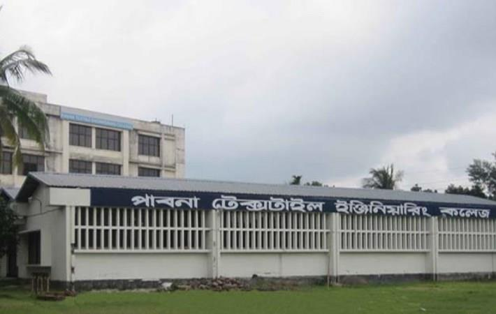 Courtesy: Pabna Textile Engineering College, Bangladesh