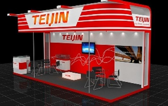 Teijin exhibiting at Outdoor Retailer Summer Market