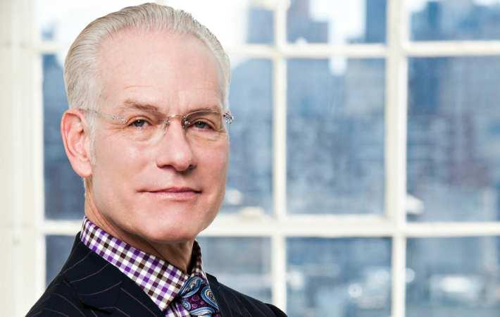 Tim Gunn. Courtesy: Gerber Technologies