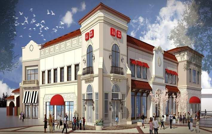 Uniqlo opens its first store in Southeast US