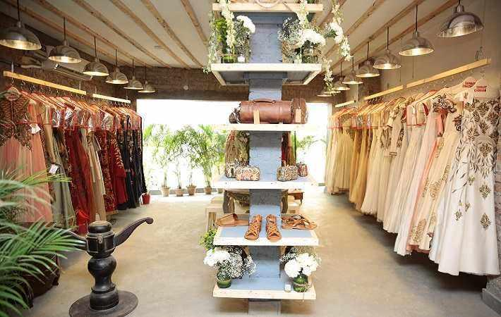 India Samant Chauhan Opens Store In South Delhi Fashion News India
