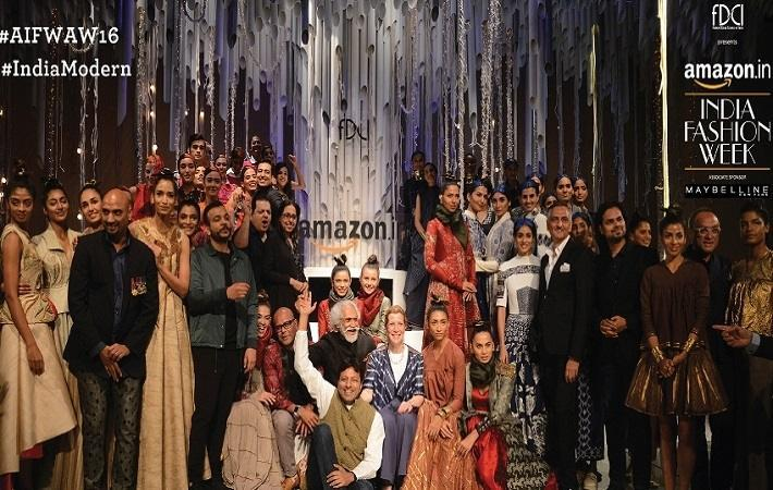 Courtesy: Amazon fashion week