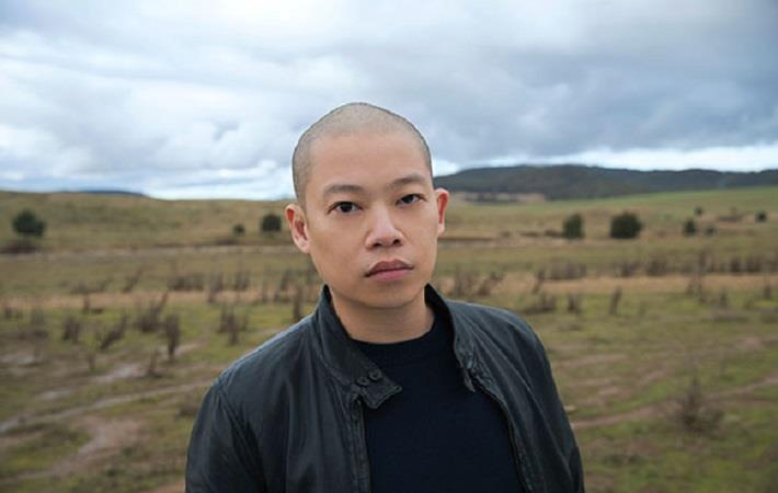 Designer Jason Wu gets first-hand knowledge of Merino wool