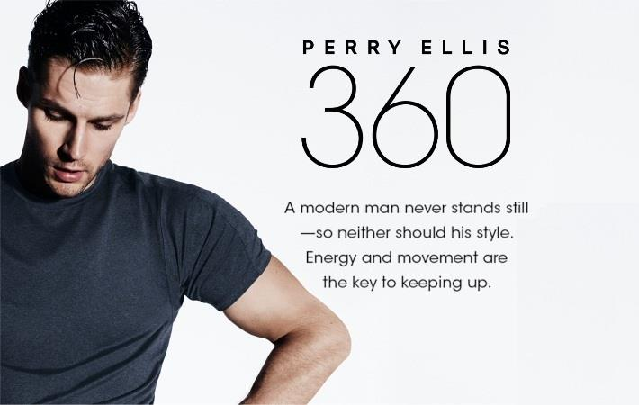 Courtesy: Perry Ellis