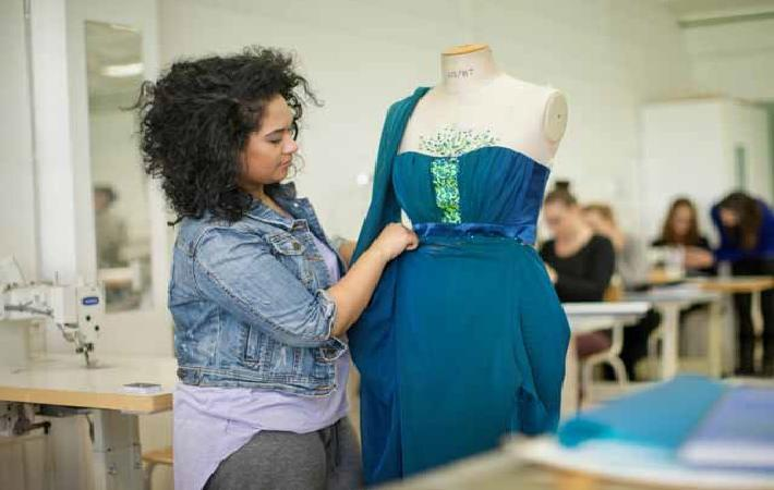 NIFT was the pioneer of fashion education in India