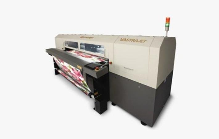 Colorjet shows Vastrajet digital printer at Gartex 2016