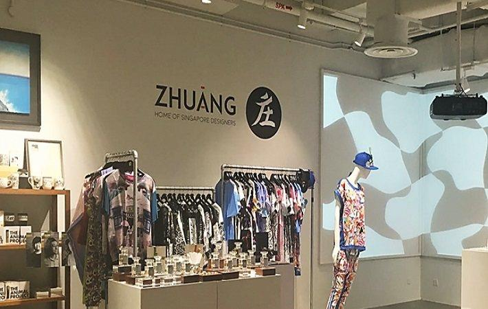 Tangs retailer helps Taff set up Zhuang retail pop-up