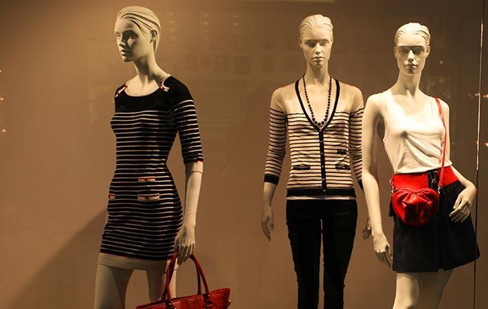 British fashion market witnessing steep decline
