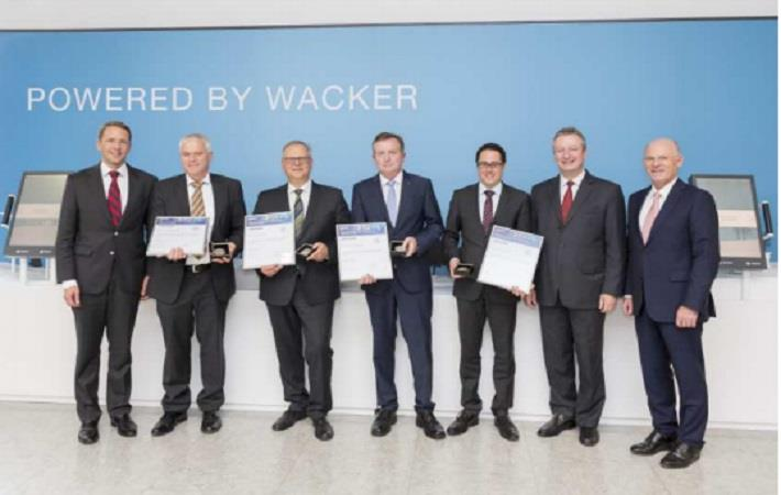 Wacker awards researchers for silicone-making 3D printing