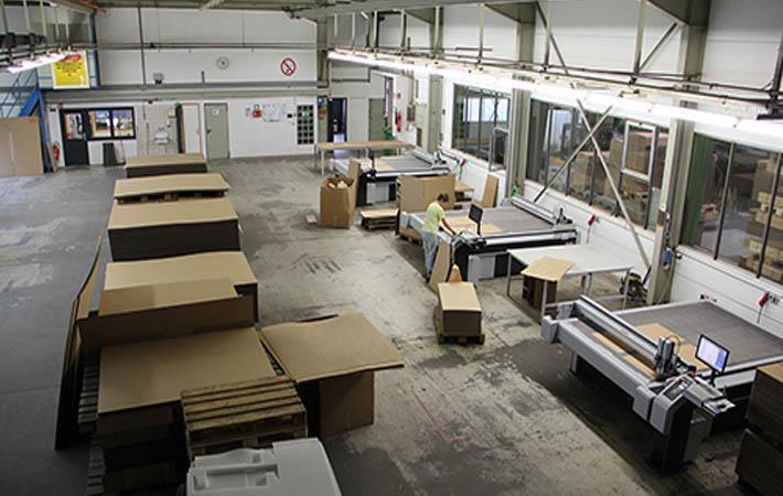 Fischer Konzept installs sixth Zünd digital cutter