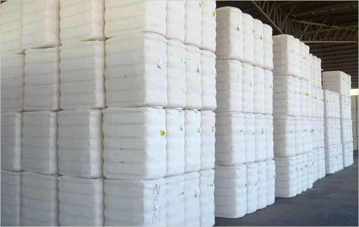 China's cotton reserves company merges into Sinograin