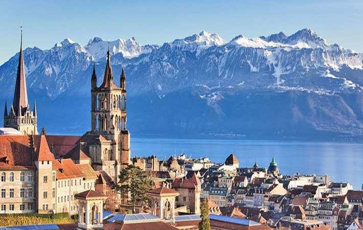 A view of Lausanne, Switzerland; Courtesy: IMI Europe
