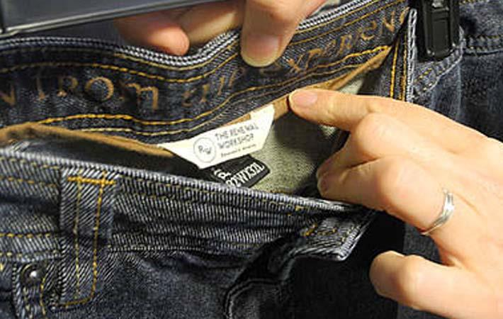 Collaborative project helps used clothing stay off landfills