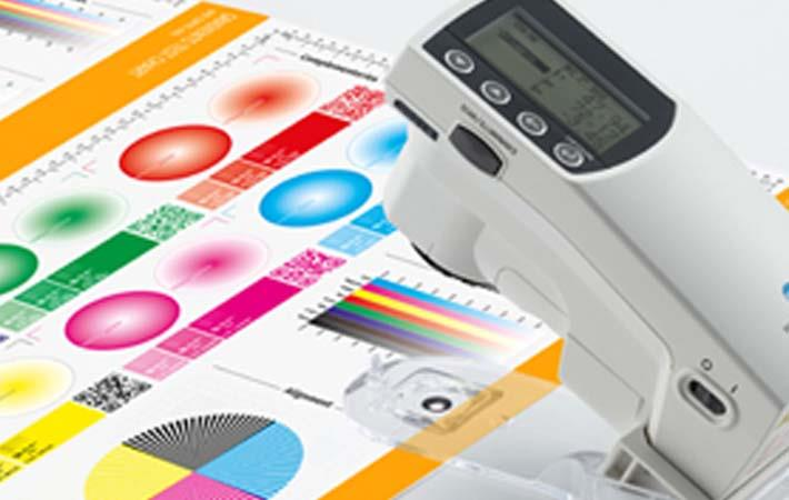 EasyMedia now supports Konica Minolta spectrodensitometers